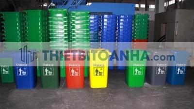 Báo giá thùng rác rẻ nhất tại bình dương
