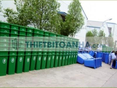 Đại lý thùng rác nhựa tại Đà Nẵng
