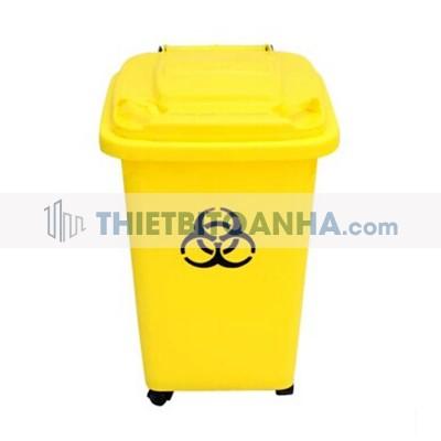 Thùng rác y tế 90 lit
