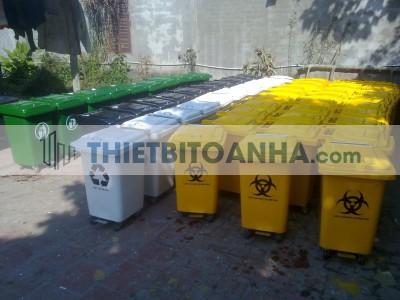 Thùng rác cho bệnh viện