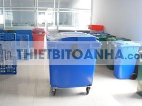 Đại lý thùng rác tại Bạc Liêu