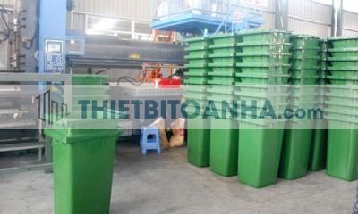 thùng rác Đồng Tháp