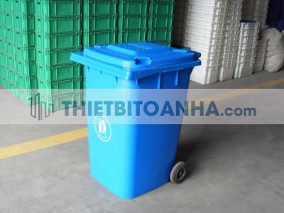 thùng rác tại Hà Giang