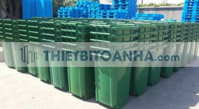 Thùng rác tại Hà Tĩnh