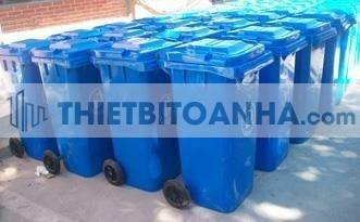 Thùng rác tại Tây Ninh