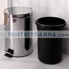 Thùng rác inox dùng cho văn phòng và gia đình