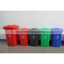 Bán thùng rác và xe gom rác ở Quảng Ninh