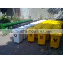 Lựa chọn thùng rác sử dụng cho bệnh viện