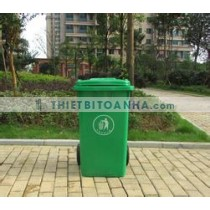 Đại lý cấp 1 cung cấp thùng rác Paloca ở Bình Thuận