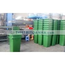 Cửa hàng bán lẻ thùng rác ở Đồng Tháp