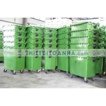 Đại lý cấp 1 phân phối thùng rác tại Hậu Giang