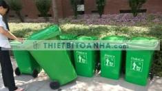 Đại lý thùng rác và xe gom rác ở Đồng Nai