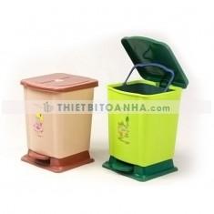 Thùng rác nhựa Tân Lập Thành