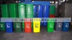 Phân biệt thùng rác nhựa dẻo và nhựa cứng để có lựa chọn tốt nhất