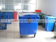 Cửa hàng bán thùng rác tại Bạc Liêu