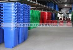 Cửa hàng bán thùng rác tại Cà Mau