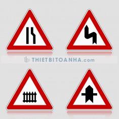Biển báo giao thông hình tam giác (biển báo nguy hiểm)