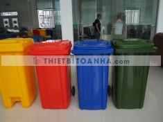 Cung cấp thùng rác giá rẻ tại Hải Phòng