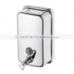 Bình đựng nước rửa tay đơn bằng inox 800ml