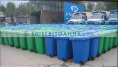 Nhà phân phối thùng rác tại tp Hồ Chí Minh