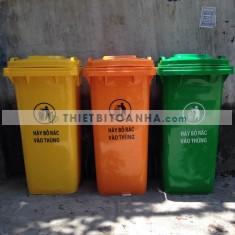 Phân phối thùng rác ở Hải Dương