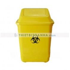 Thùng đựng rác nhựa y tế
