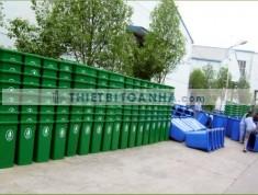 Cửa hàng bán lẻ thùng rác ở Đắk Lắk